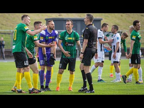 2021-05-29 GKS Jastrzębie – Sandecja – 1-1 (0-1), skrót meczu