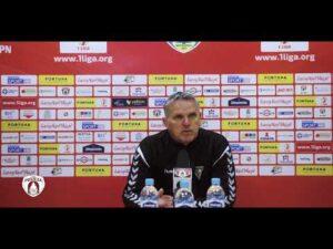 Read more about the article Kazimierz Moskal po meczu z Puszczą   PUSZCZA TV