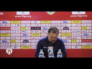 Read more about the article Tomasz Tułacz po porażce z Zagłębiem Sosnowiec | PUSZCZA TV