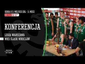 Szalona konferencja prasowa po meczu Legia Warszawa – WKS Śląsk Wrocław (25.04.2021 r.)