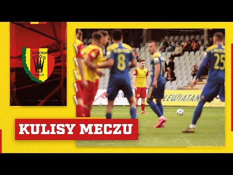 Kulisy meczu Korona Kielce – Arka Gdynia