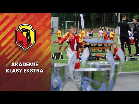 Akademie Klasy Ekstra w Ośrodku Szkoleniowym Jagiellonii