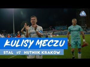 Read more about the article Kulisy meczu Stal Rzeszów Hutnik – Kraków (28.05.2021)