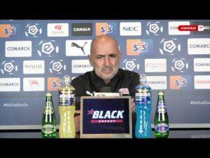 Konferencja po meczu Cracovia – Górnik Zabrze (03.05.2021)