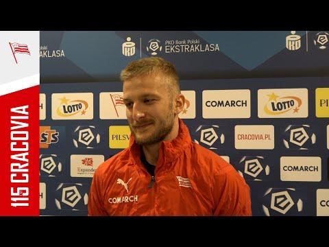 Michal Sipľak po meczu z Górnikiem Zabrze (03.05.2021)