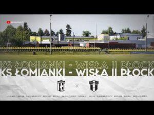 Read more about the article IV Liga   KS Łomianki – Wisła II Płock