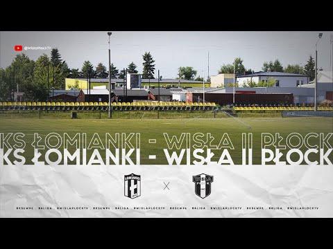 IV Liga | KS Łomianki – Wisła II Płock