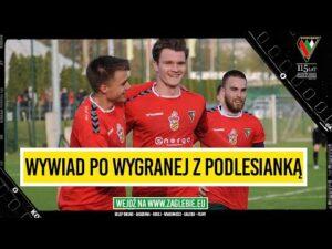 Zagłębie II Sosnowiec – Podlesianka Katowice | Zwycięstwo po meczu walki!