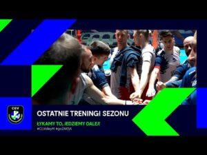 Read more about the article OSTATNIE TRENINGI W SEZONIE 2020/2021   WERONA