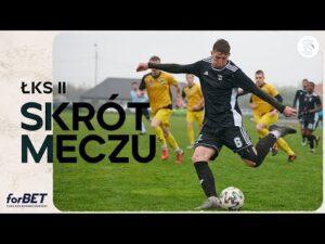 Read more about the article Andrespolia Wiśniowa Góra – ŁKS II Łódź 0:2   SKRÓT MECZU