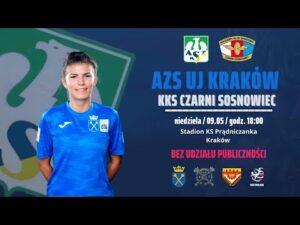 Ekstraliga AZS UJ Kraków – Czarni Sosnowiec