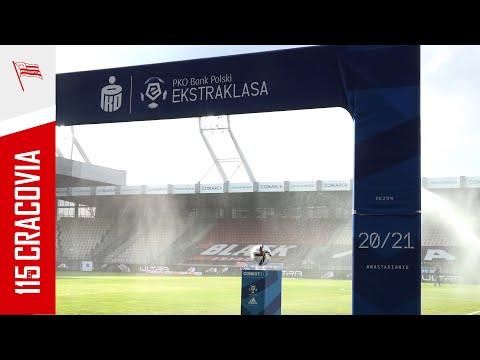 #ToSięNagrało: Kulisy meczu Cracovia – Górnik Zabrze (03.05.2021)