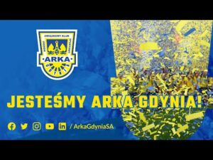 Read more about the article JESTEŚMY ARKA GDYNIA!