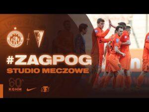 Ostatni mecz domowy w sezonie!  📽️ STUDIO przed #ZAGPOG