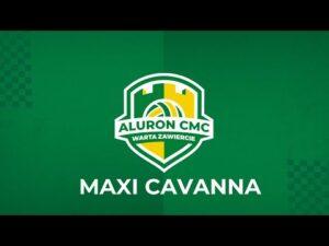Read more about the article Maxi Cavanna: Nigdy nie myślałem, że będę miał okazję grać w PlusLidze