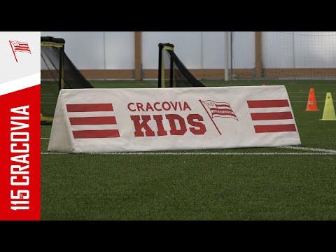 Pasiaste Przedszkole: zajęcia w Cracovia Training Center! (06.05.2021)