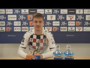 Alex Sobczyk o meczu z Jagiellonią (07.05.2021)