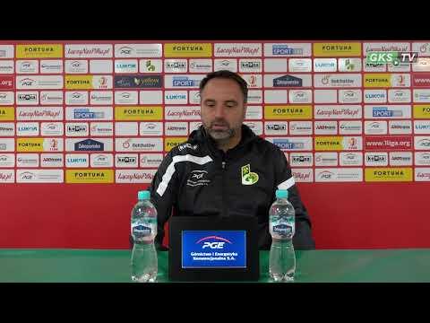 Read more about the article Konferencja prasowa po meczu GKS Bełchatów – Arka Gdynia
