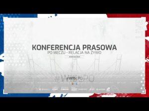 Konferencja prasowa po meczu Wisła Kraków – Lech Poznań