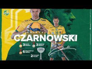 Read more about the article Patryk Czarnowski: Jestem dumny, że mogę zakończyć karierę w tym klubie