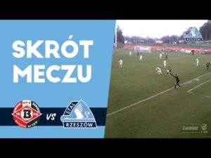 Read more about the article Skrót meczu Bytovia Bytów – Stal Rzeszów (08.05.2021)