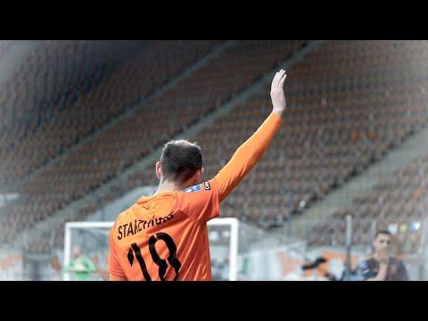 Remis w ostatnim meczu domowym | Kulisy spotkania KGHM Zagłębie – Pogoń