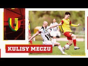 Kulisy meczu Sandecja Nowy Sącz – Korona Kielce 2:1