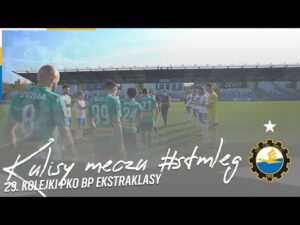 Read more about the article TV Stal: Kulisy meczu #STMLEG 29. kolejki PKO BP Ekstraklasy