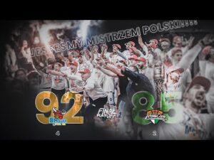 Finał PLAY OFF 2021. Jesteśmy mistrzem Polski !!!!