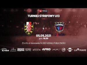 Turniej Strefowy U13 | Enea APRO Astoria Bydgoszcz – Twarde Pierniki Toruń