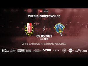 Read more about the article Turniej Strefowy U13 | Enea APRO Astoria Bydgoszcz – MKS Ósemka Skierniewice