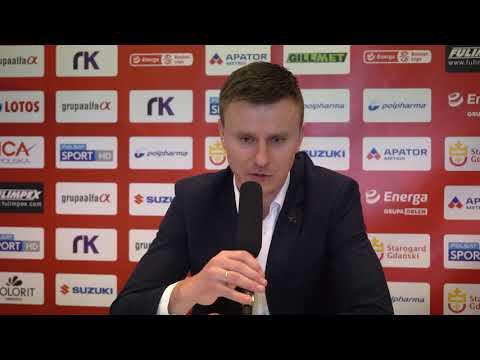 Read more about the article Konferencja prasowa po meczu Polpharma Starogard Gd – Anwil Włocławek
