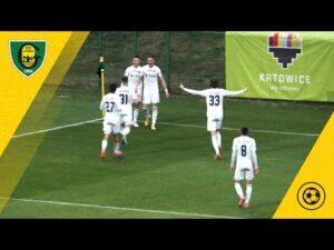 Skrót meczu GKS Katowice – Śląsk II Wrocław 1:3 (01 05 2021)