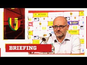Read more about the article Trener Nowak przed meczem z GKS-em Bełchatów