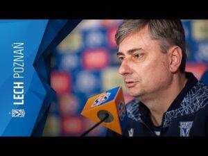 KONFERENCJA PRASOWA | Trener Maciej Skorża przed meczem z Górnikiem Zabrze