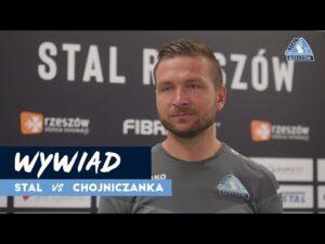 Read more about the article O meczu z Garbarnią,spotkaniu przy jupiterach czy powołaniu Dominika Marczuka…