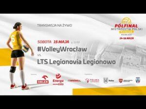 Read more about the article #VolleyWrocław – LTS Legionovia Legionowo