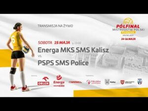 Read more about the article Energa MKS SMS Kalisz – PSPS SMS Police