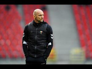 30. kolejka Fortuna1Liga: Konferencja prasowa po meczu Miedź Legnica – GKS Tychy 2:3