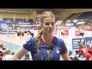 1/2 MP Kadetek. Julia Bartczak (LTS Legionovia Legionowo) – MVP 3 meczu