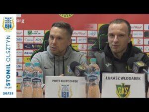 Read more about the article Konferencja po meczu GKS 1962 Jastrzębie – Stomil Olsztyn 2:0 (15.05.2021 r.)