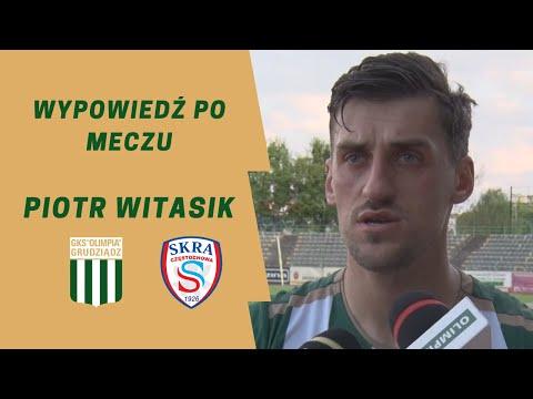Read more about the article Wypowiedź Piotra Witasika po meczu ze Skrą Częstochowa.