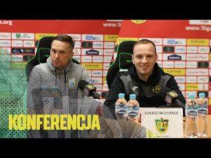 Read more about the article [GKS TV] Konferencja prasowa po meczu ze Stomilem Olsztyn