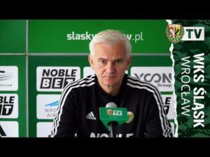 Śląsk Wrocław – Stal Mielec, PKO Ekstraklasa, 16.05.2021 (Komentarz na żywo)