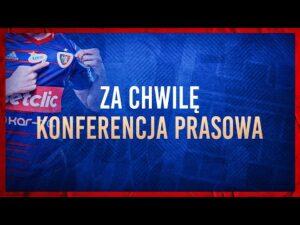 Read more about the article KONFERENCJA | Po meczu: Piast Gliwice – Wisła Kraków 2-3 (1-3) 16|05|2021