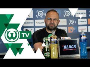 Read more about the article Piotr Tworek po meczu Cracovia Kraków – Warta Poznań