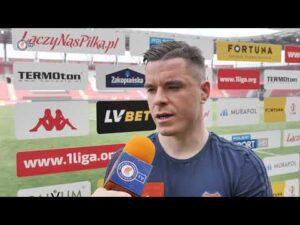 Read more about the article Marcin Wasielewski po meczu w Łodzi
