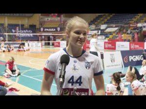 1/2 MP Kadetek. Zosia Sobanty (Energa MKS SMS Kalisz) – MVP 6 meczu