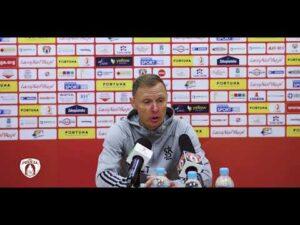 Read more about the article Ireneusz Mamrot po meczu z Puszczą| PUSZCZA TV