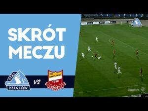 Read more about the article Skrót meczu Stal Rzeszów – Chojniczanka Chojnice (16.05.2021)